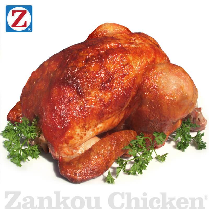 Rotisserie Chicken Zankou Chicken