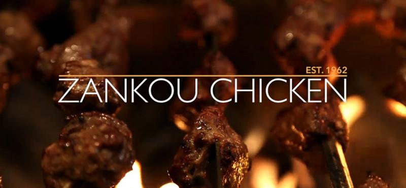 Feast Your Eyes and Ears on Zankou Chicken.
