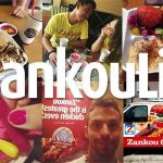 #ZankouLife grid of social media photos