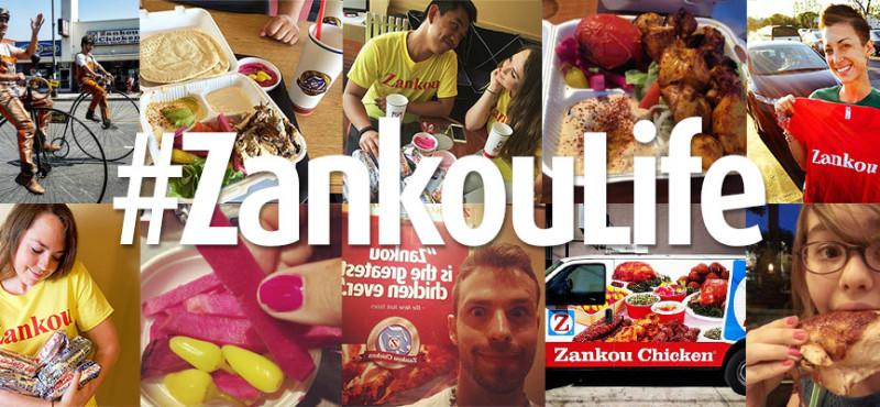 Free Wrap Combo Anyone? #ZankouLife