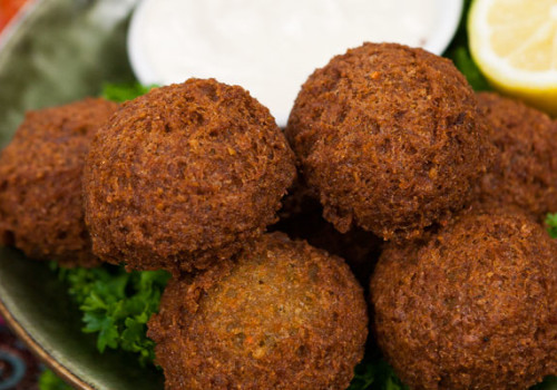 Improving upon perfection: Introducing the new Falafel, from Zankou Chicken.