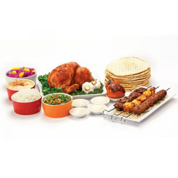 5. Mediterranean Barbecue Special®