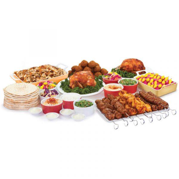 12. The Mediterranean Feast®