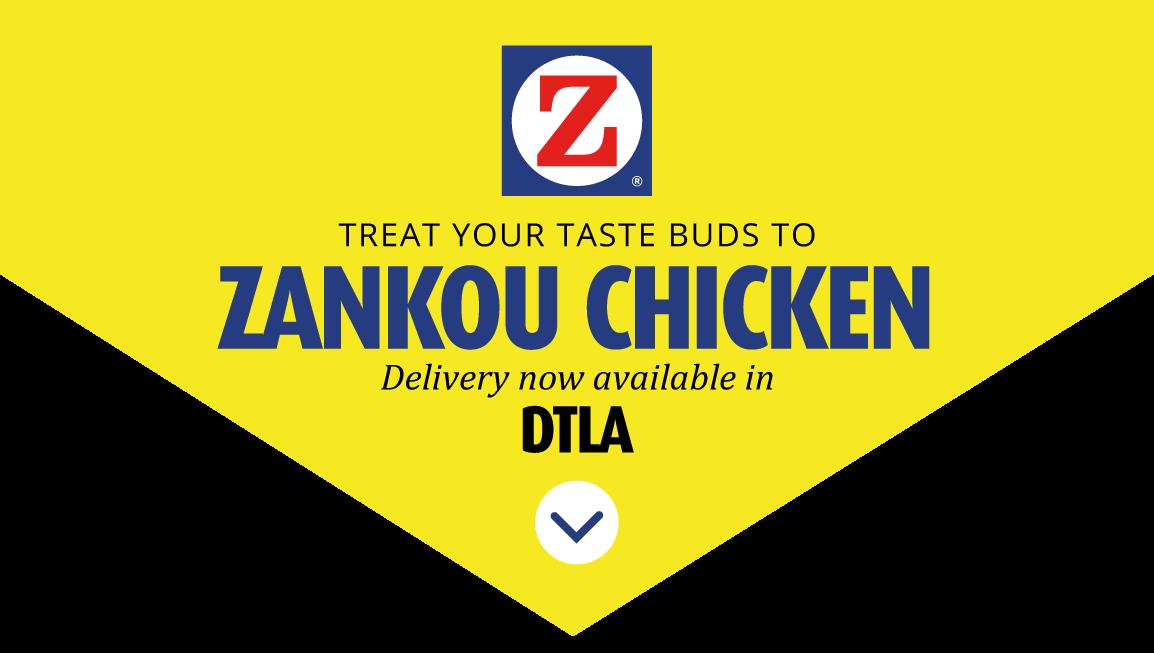 Zankou Chicken delivery in DTLA