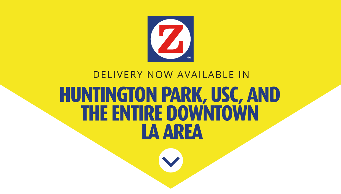 Zankou Chicken delivery available in Huntington Park, USC, and the entire Downtown LA area