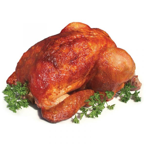 1. Whole Rotisserie Chicken